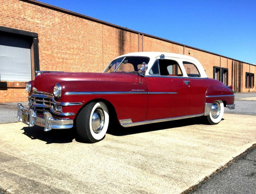1949 Chrysler New Yorker For Sale