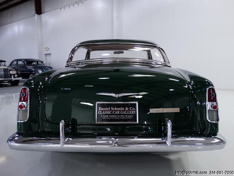 1954 Edwards America Coupe