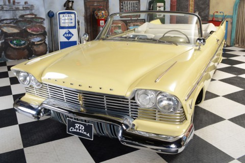 1957 Plymouth Belvedere Convertible for sale