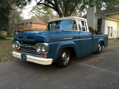 1960 Ford F-100 for sale