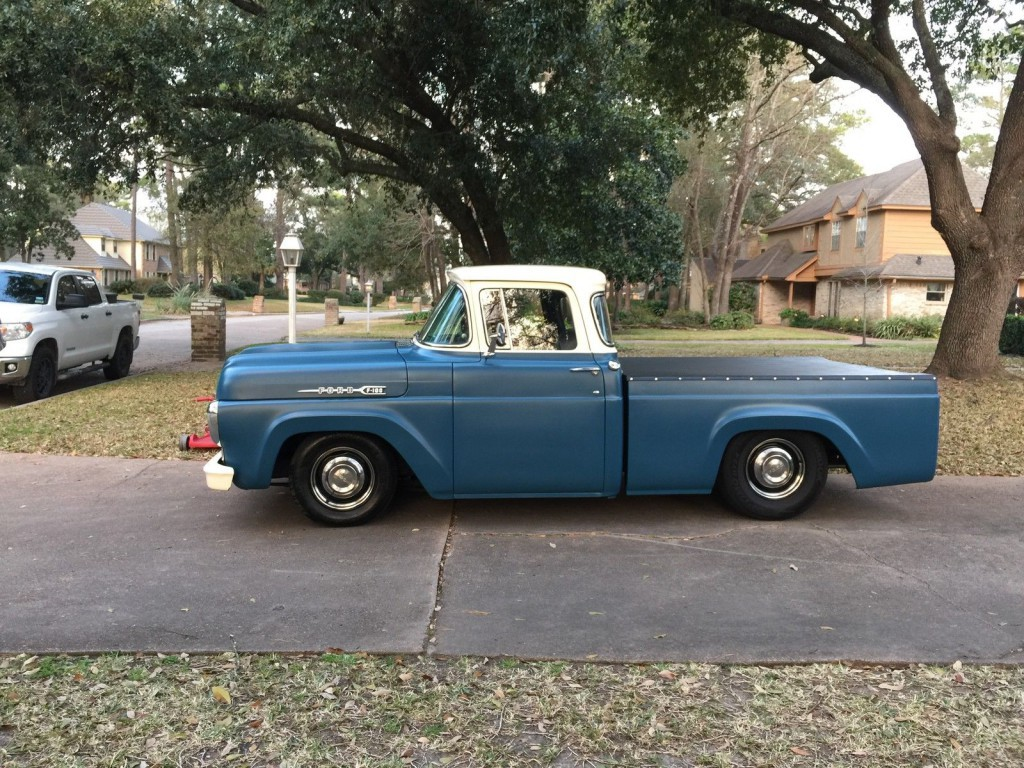 1960 Ford F 100 For Sale