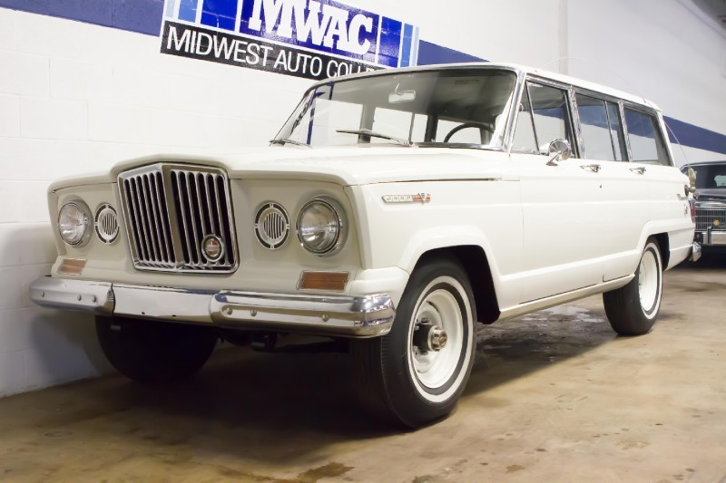 1966 Jeep Wagoneer For Sale
