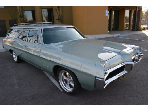 1967 Pontiac Catalina STW for sale