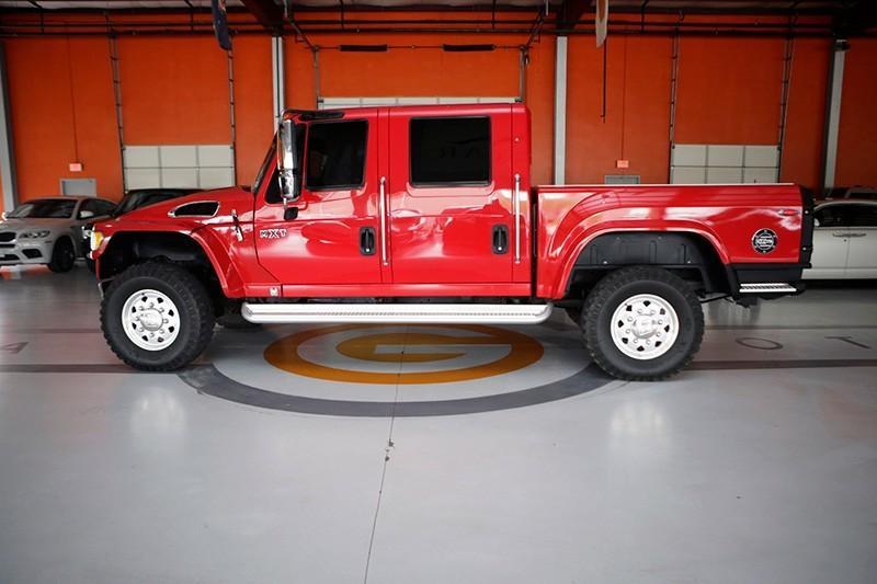 2008 International Harvester MXT