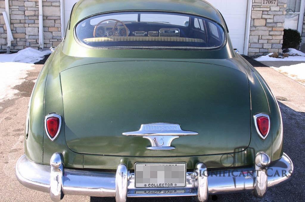 1951 Hudson Super Six