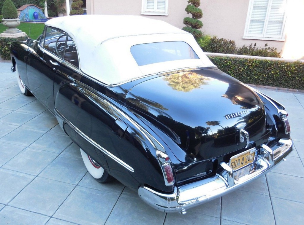 1949 Oldsmobile Rocket 88 Convertible