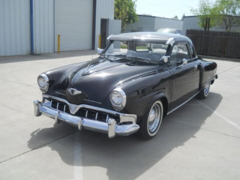 1952 Studebaker Champion Starlight for sale
