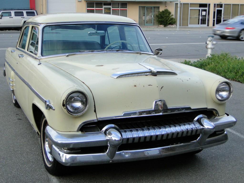 Mercury Monterey American Cars For Sale X
