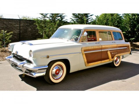 1954 Mercury Monterey Woody Wagon for sale