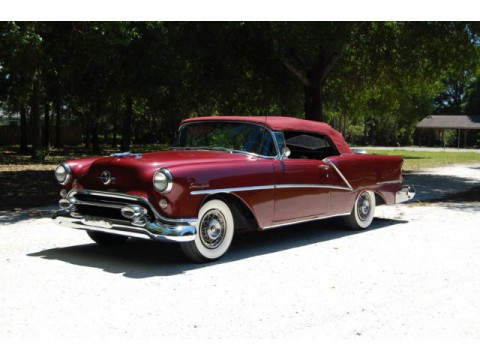 1954 Oldsmobile 98 Starfire Convertible for sale
