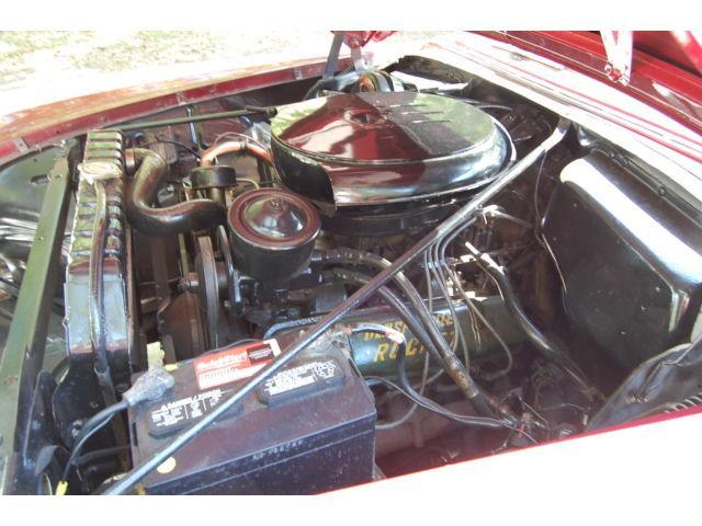 1954 Oldsmobile 98 Starfire Convertible
