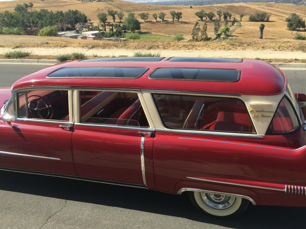 1956 Cadillac Broadmotor Station Wagon