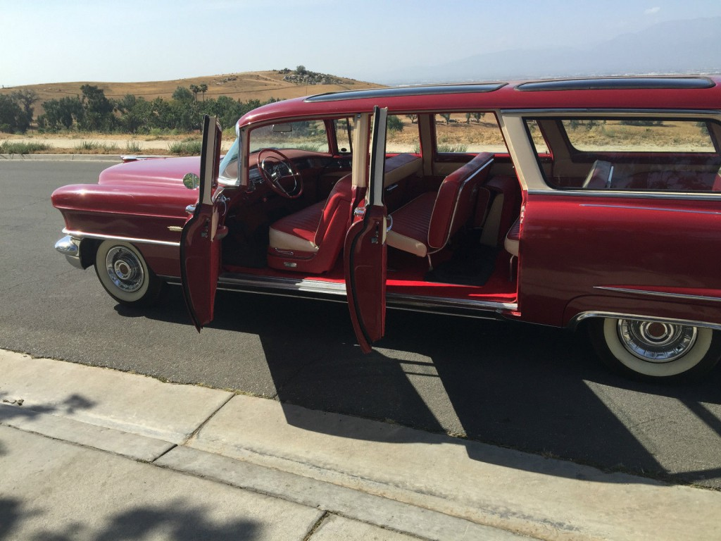 1956 Cadillac Broadmotor Station Wagon