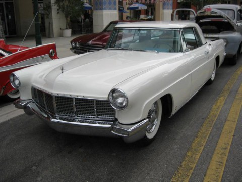 1956 Continental Mark II for sale