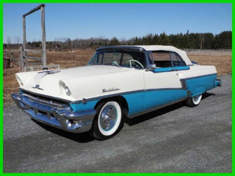 1956 Mercury Montclair Convertible for sale