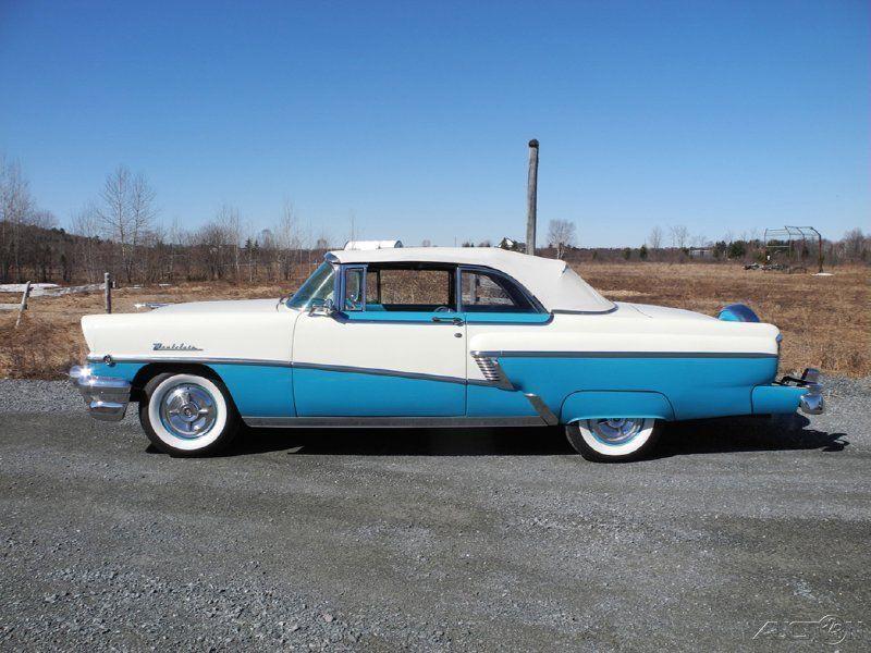 1956 Mercury Montclair Convertible For Sale