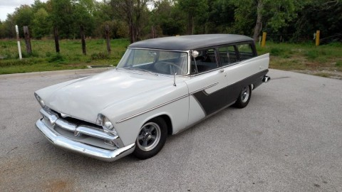 1956 Plymouth Suburban for sale