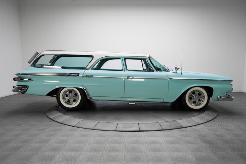 1961 Plymouth Suburban Sport Wagon