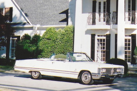 1968 Imperial Crown Convertible for sale