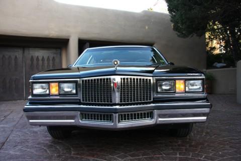 1981 Pontiac Bonneville for sale