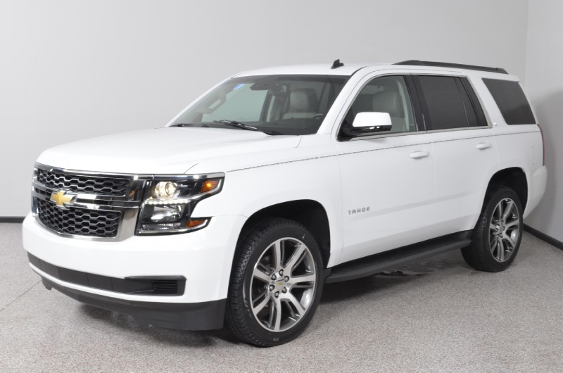 2015 Chevrolet Tahoe Lt For Sale