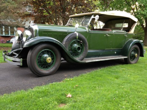 1928 Chrysler Imperial DC Phaeton LeBaron for sale