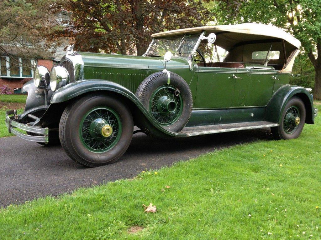 1928 Chrysler Imperial Dc Phaeton Lebaron For Sale
