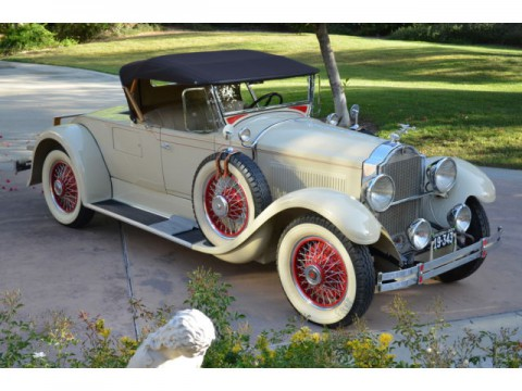 1929 Packard 633 Runabout for sale