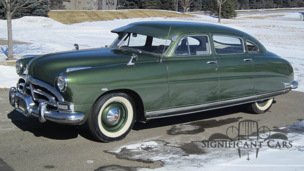 1951 hudson super six american cars for sale