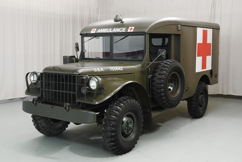 1955 Dodge M43 Ambulance For Sale