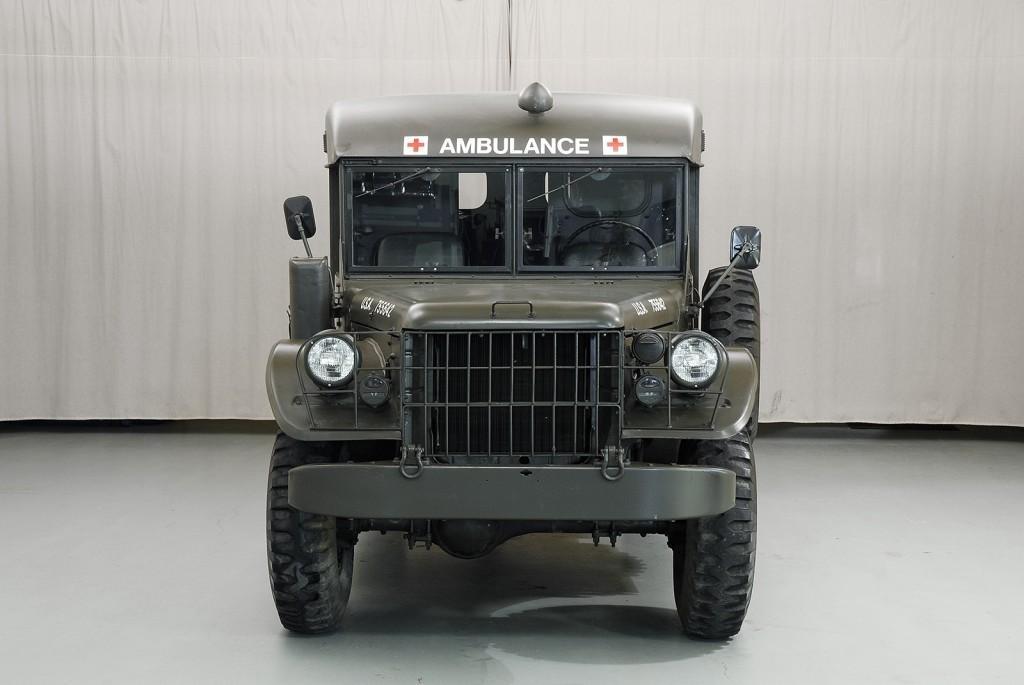 Dodge M Ambulance American Cars For Sale X X on 1957 Dodge Power Wagon