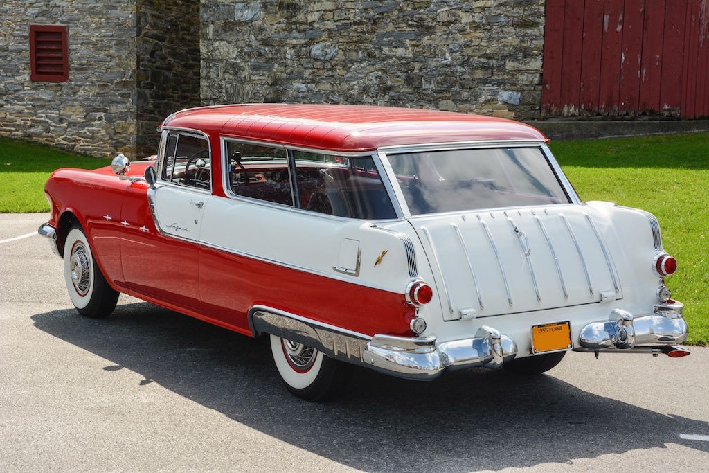 1955 Pontiac Safari For Sale