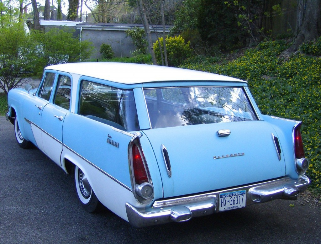 1963 Plymouth Valiant Station Wagon For Sale | Autos Post
