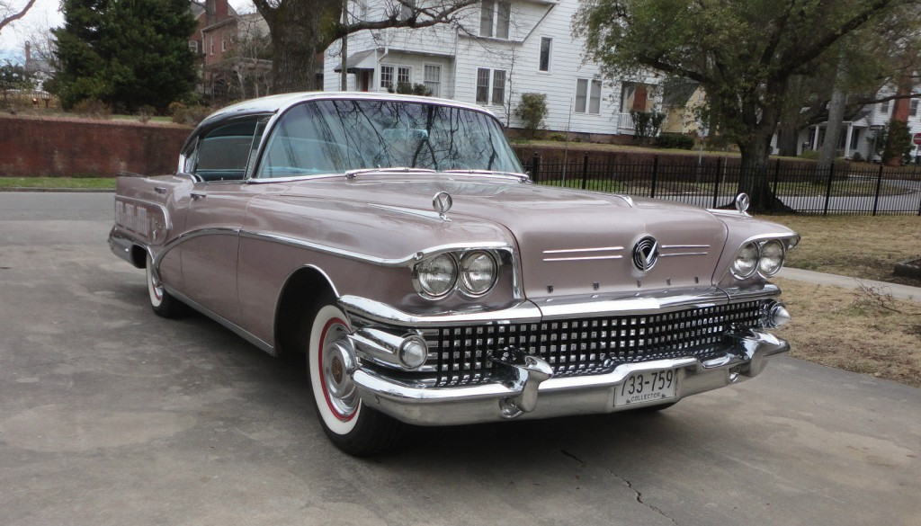 American Auto Sales: 1958 Buick Limited For Sale