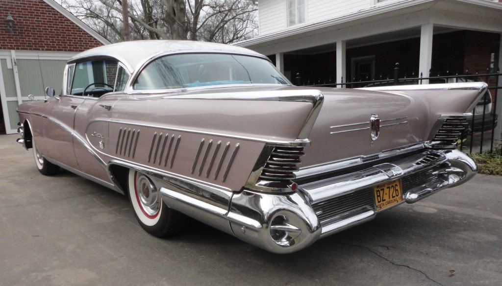 Cadillac Convertible 2015 >> 1958 Buick Limited for sale