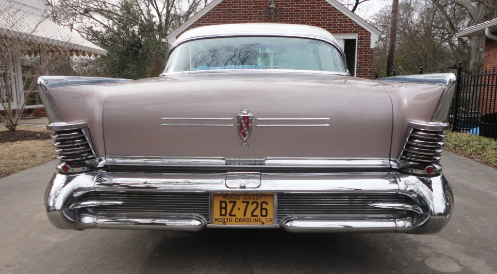 1958 Buick Limited