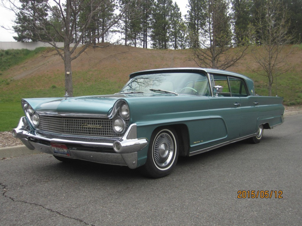 American Auto Sales: 1959 Lincoln Mark IV For Sale