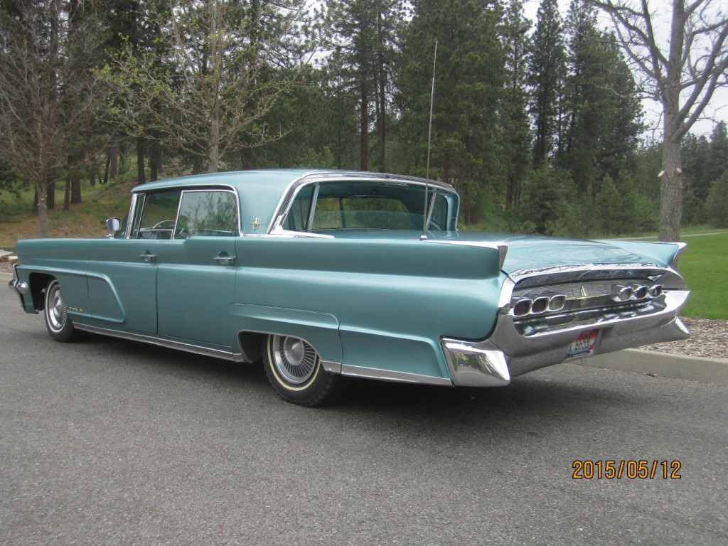 Cadillac Convertible 2015 >> 1959 Lincoln Mark IV for sale