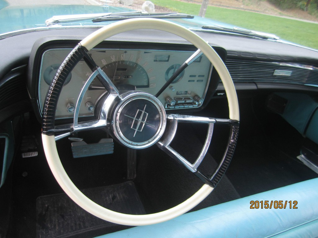 1959 Lincoln Mark IV