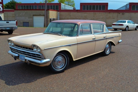 1960 Rambler Custom for sale