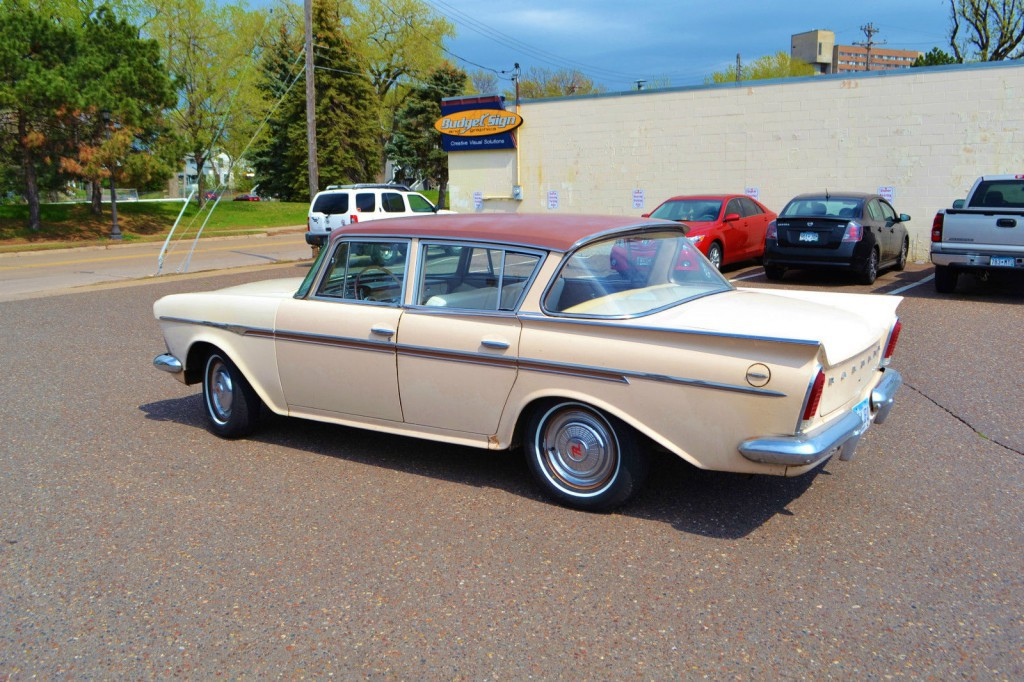 American Auto Sales: 1960 Rambler Custom For Sale