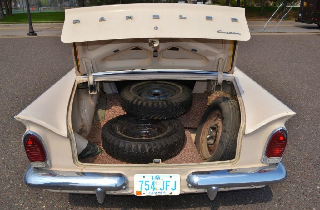 1960 Rambler Custom