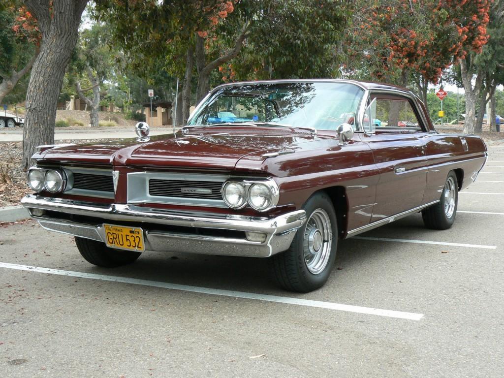 1962 Pontiac Grand Prix For Sale