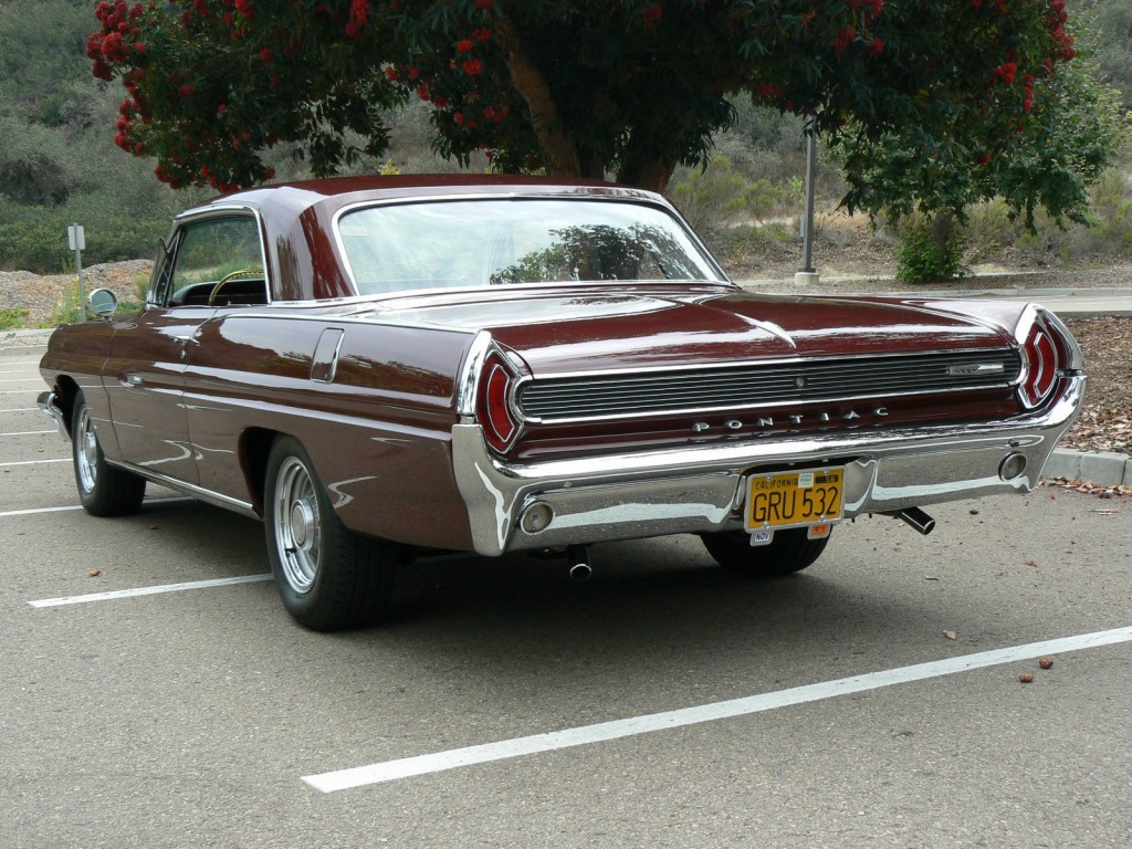 1962 Pontiac Grand Prix For Sale