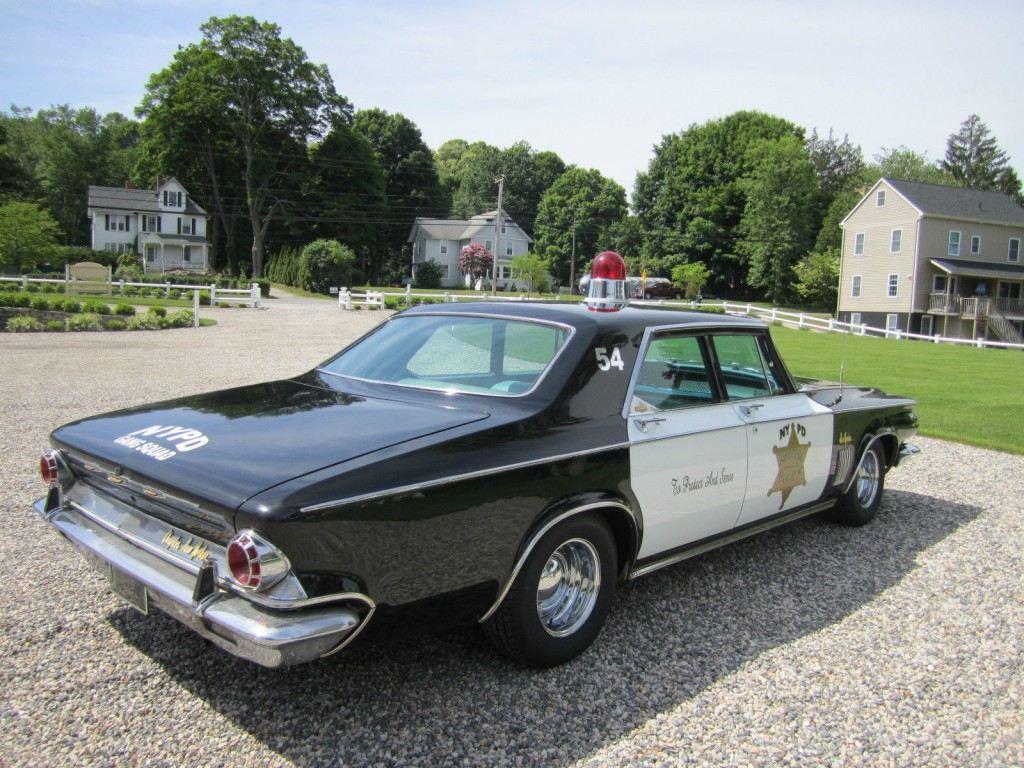 1963 Chrysler New Yorker For Sale