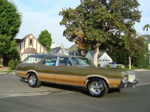 1972 Oldsmobile Vista Cruiser for sale