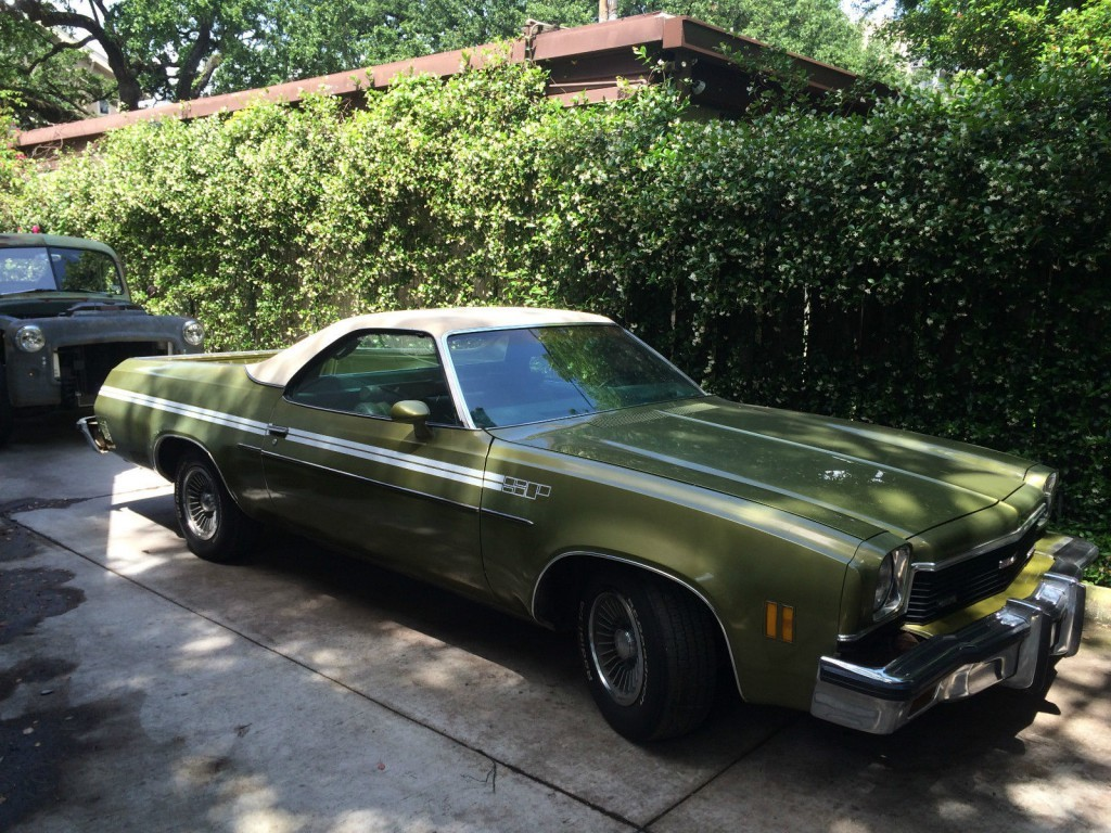1973 GMC Sprint
