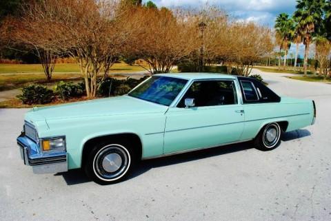 1978 Cadillac DeVille for sale