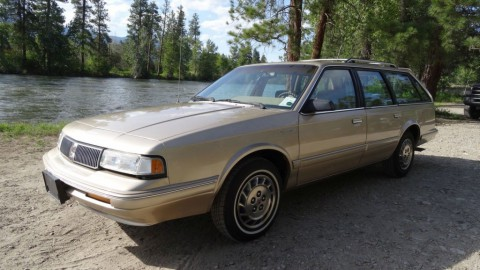 1994 Oldsmobile Cutlass Ciera S Wagon for sale