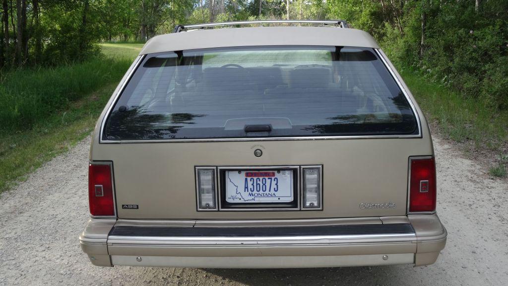 1994 Oldsmobile Cutlass Ciera S Wagon